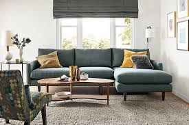 Sectional Sofa For Small Living Room Expandable Modular Best Sectional Sofas Apartment Therapy