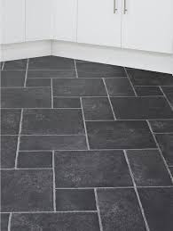 best black slate kitchen floor tiles home interior design simple