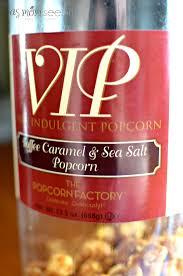 Seeking Popcorn The Popcorn Factory Seeking Vips Who Give Into Indulgence As