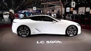 lexus lc trailer lexus lc 500h design fix your super car