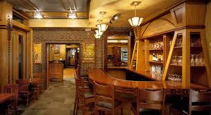 cocktail bar interior design of north pond restaurant chicago
