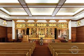 Japanese Temple Interior About The Temple Higashi Honganji Buddhist Temple 東本願寺