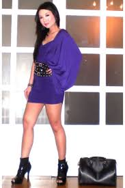 what color shoes with dark purple dress what color shoe to wear