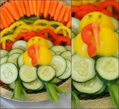 turkey veggie tray veggie tray ideas
