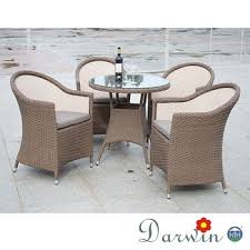 Cheap Modern Outdoor Furniture by Cheap Modern Rattan Dining Set Dining Table And Chairs Synthetic