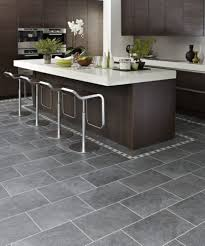 Grey Wood Floors Kitchen by Is Tile The Best Choice For Your Kitchen Floor Consider These