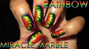 rainbow miracle marble stickers water marble march 2016 11