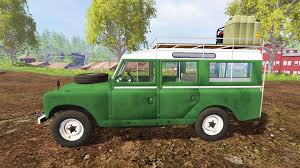 green station wagon rover series iia station wagon 1965 for farming simulator 2015