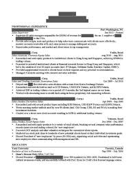 academic resume plainresume co