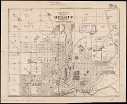 Beloit Wisconsin Map by File Map Of The City Of Beloit Wisconsin 1887 14029761833 Jpg