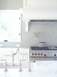 tiled kitchen backsplash design a carrara tile backsplash sample stainless steel white marble stone