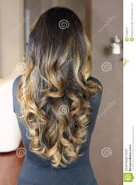hair model stock photo image 44009749