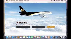 how to work at ups fast job application walkthrough youtube