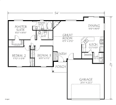 house plans with attached apartment modern 2 bedroom house plans two 2 bedroom apartment house plans