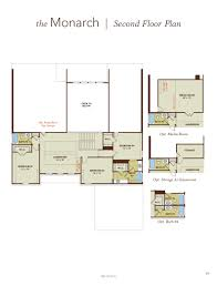 monarch home plan by gehan homes in trinity falls river park signature