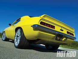 1969 camaro rear spoiler 1969 camaro with ls9 engine depot