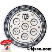 passover seder supplies passover seder supplies disposable seder plates benny s