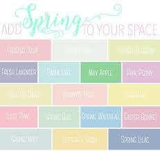 add spring to your space 20 fabulous spring paint colors fynes