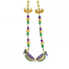 mardi gras beaded necklaces mardi gras show your bra bead necklace pst1949 mardigrasoutlet