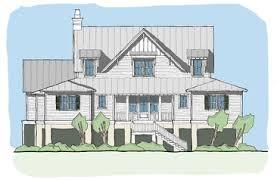 Cottage Plans Designs Coastal Cottage House Plans U2014 Flatfish Island Designs U2014 Coastal