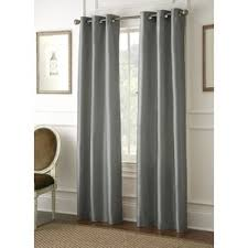beautiful gray curtain panels contemporary aamedallions us