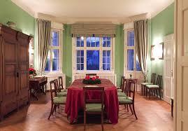 Wandfarbe Gestaltung Esszimmer Wohnen Mit Kräftigen Farbtönen U2013 Anna Von Mangoldt