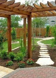 Gardens Ideas Popular Of Outdoor Garden Ideas Top 25 Ideas About Landscaping