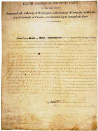 united states constitution and citizenship day 12th amendment