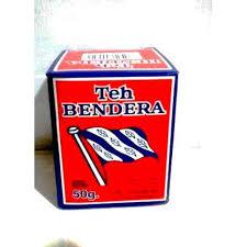 Teh Bubuk teh bendera bubuk elevenia