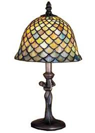 mini stained glass ls lite source ls 21684 single light up lighting table l with frost