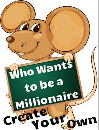 who want to be a millionaire free game template create your won