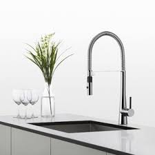 kraus kitchen faucets kraus kitchen faucets you ll wayfair