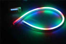 ribbon light 50m 110v led waterproof 14x26mm smd5050 rgb chasing neon