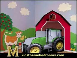 toddler theme beds tractor theme photos for toddlers create a unique tractor farm