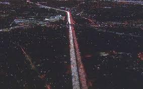 world s worst traffic jam cars stuck in thanksgiving getaway