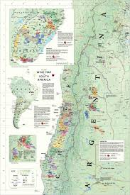 Maps Of South America Wine Map Of South America Jpg V U003d1409662232