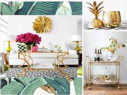hollywood glamour jade and ginja interior design and decor