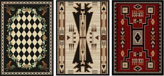 american dakota rustic rugs and area rugs
