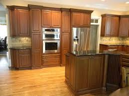 schuler kitchen cabinets princeton cherry square in harvest bronze with ebony glaze by