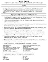 tech resume template vet tech resume sles lidazayiflama info