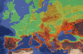 Wildfire Map The World Is On Fire An Overview Of Current Wildfires Snowbrains