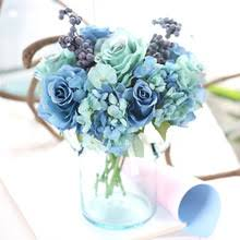 wedding flowers blue wedding bouquet blue flowers online shopping the world largest