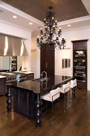 Mediterranean Kitchen Design House Design Custom Kitchen Islands With Kitchen Bar Stools And