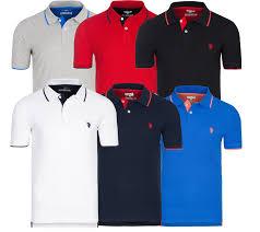 Preiswerte K Henm El U S Polo Assn Shortsleeve Polo Herren Polo Shirt Hemd