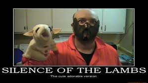Silence Of The Lambs Meme - g rated silence of the lambs quickmeme