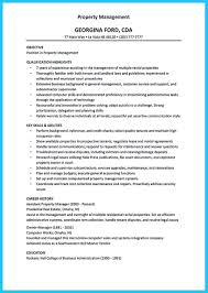 Resume Samples Vendor Management by Apartment Property Manager Resume Free Resume Example And