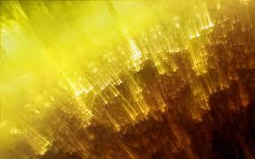 yellow lights abstract 6990345