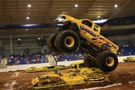 monster truck shows in indiana monster jam at ford center roger gauger ready to fly