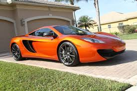 custom mclaren mp4 12c my volcano orange mp4 12c mclaren life