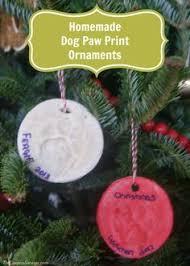 salt dough concept then print paws dogs pinterest salt